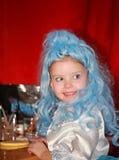 Ritratto della bambina. fotografia stock