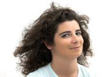 Ritratto della donna Immagine Stock Libera da Diritti
