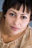 Ritratto della donna Immagini Stock Libere da Diritti