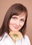 Ritratto della donna Fotografia Stock Libera da Diritti