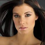 Ritratto della donna Fotografie Stock