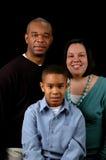 Ritratto della famiglia fotografie stock libere da diritti