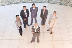 Ritratto della gente di affari fotografie stock