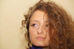 Ritratto della ragazza fotografia stock