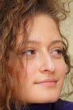 Ritratto della ragazza immagini stock