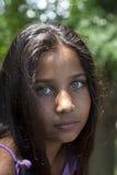 Ritratto della ragazza Fotografie Stock Libere da Diritti