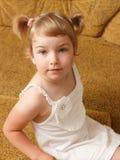 Ritratto della ragazza. Immagine Stock Libera da Diritti