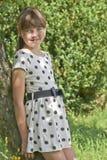 Ritratto della ragazza Immagine Stock