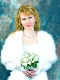 Ritratto della sposa Fotografia Stock Libera da Diritti