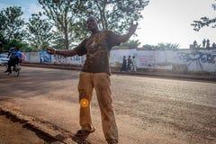 Ritratto della via Fotografia Stock Libera da Diritti
