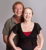Ritratto delle coppie Fotografie Stock