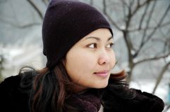 Ritratto delle donne fotografia stock libera da diritti