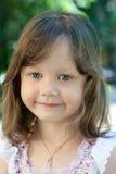 Ritratto delle ragazze sorridenti Fotografia Stock