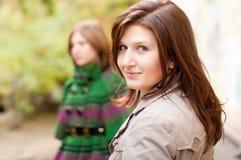 Ritratto di autunno Fotografie Stock