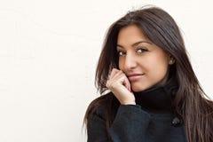 Ritratto di bella giovane donna sexy Immagini Stock