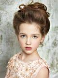 Ritratto di bello bambino fotografie stock