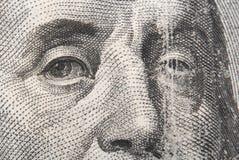 Ritratto di Benjamin Franklin Illustrazione Vettoriale