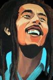 Ritratto di Bob Marley Immagini Stock