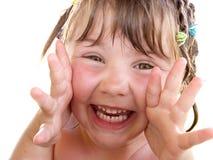 Ritratto di Childs fotografia stock