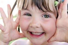 Ritratto di Childs immagini stock