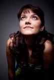 Ritratto di fascino di belle donne fotografie stock libere da diritti