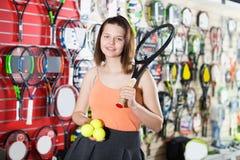 Ritratto di giovane adolescente Fotografia Stock