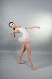 Ritratto di giovane ballerin Fotografia Stock Libera da Diritti