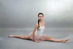 Ritratto di giovane ballerin Fotografia Stock