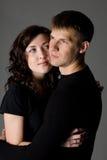 Ritratto di giovane coppia Immagine Stock Libera da Diritti