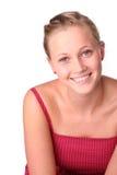 Ritratto di giovane donna Fotografie Stock Libere da Diritti