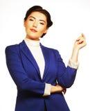 Ritratto di giovane donna di affari Fotografia Stock