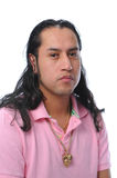 Ritratto di giovane Latino Immagine Stock Libera da Diritti