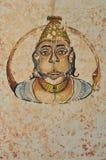 Ritratto di Hanuman Fotografie Stock