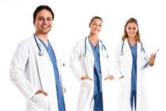 Ritratto di medico Fotografia Stock