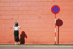 Ritratto di modo fotografie stock libere da diritti