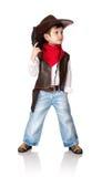 Ritratto di piccolo ragazzo Fotografie Stock