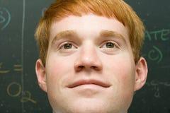 Ritratto di un allievo maschio Immagine Stock Libera da Diritti