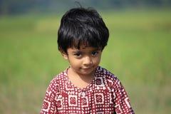 Ritratto di un bambino Fotografie Stock