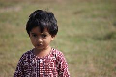 Ritratto di un bambino Fotografia Stock Libera da Diritti