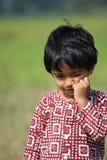 Ritratto di un bambino Immagine Stock Libera da Diritti