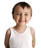 Ritratto di un bambino non colpevole Fotografia Stock