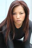 Ritratto di un girl4 Fotografie Stock Libere da Diritti
