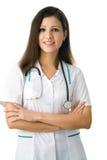 Ritratto di un medico Fotografia Stock Libera da Diritti