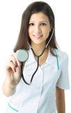 Ritratto di un medico immagine stock libera da diritti
