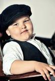 Ritratto di un ragazzo Immagini Stock Libere da Diritti