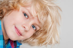 Ritratto di un ragazzo Immagine Stock