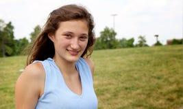Ritratto di un teenager immagini stock libere da diritti