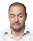 Ritratto di un uomo Fotografie Stock Libere da Diritti