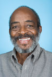 Ritratto di un uomo adulto senior Fotografia Stock Libera da Diritti