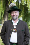 Ritratto di un uomo bavarese Immagine Stock